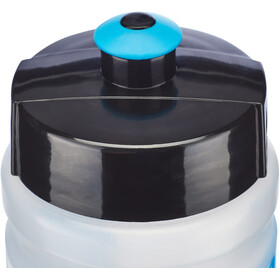 Elite Corsetta Trinkflasche 350ml transparent/blau